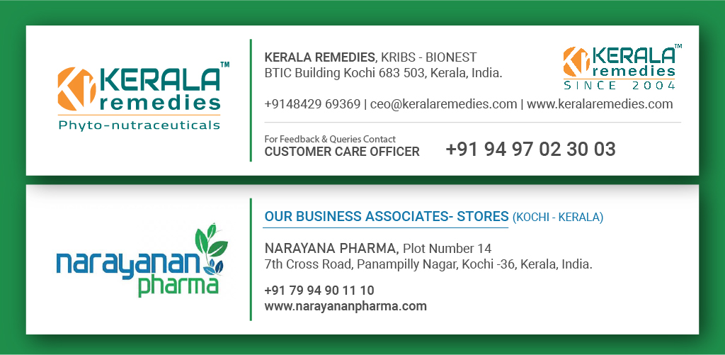 Keralaremedies_phyto nutraceuticals banner